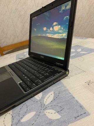 """Portatil DELL D420 12,1"""" Windows XP"""