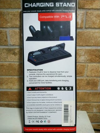 Refrigerador PS4