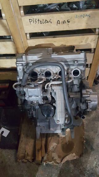 motor Honda 600 cb año 2001