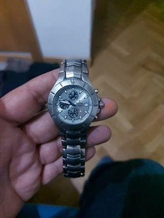 reloj festina titanium