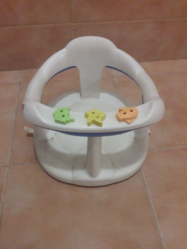 silla ducha bebé