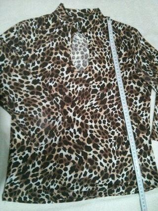 jersey elástica Tigre