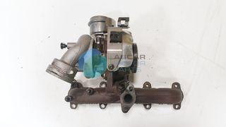 Turbo motor 1.9 TDI 105 cv BLS