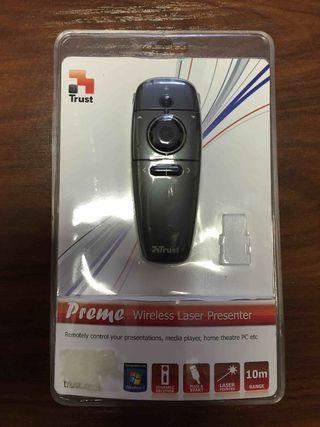 Mando Puntero LASER Wireless Trust NUEVO