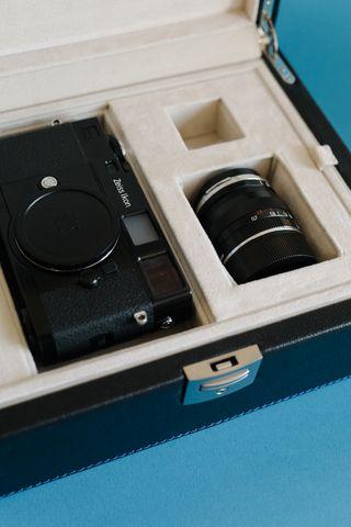 Zeiss Ikon ZM + Carl Zeiss Biogon 35mm. F2 ZM