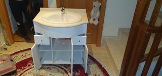 mueble estanteria baño