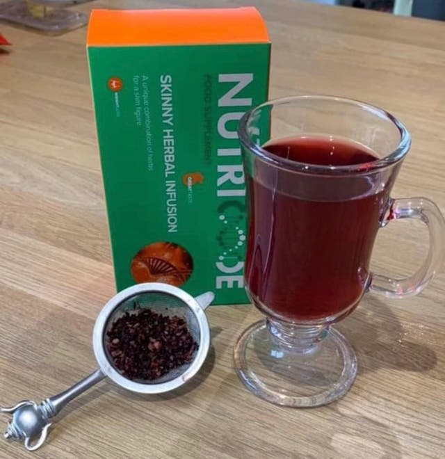 Tea Detox-Slimming