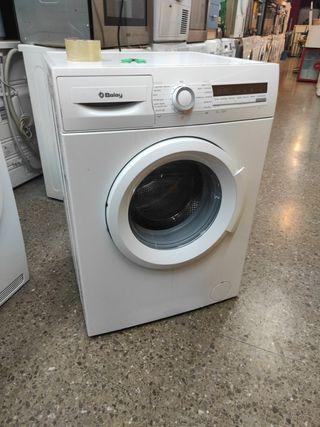 lavadora Balay de muy bajo consumo