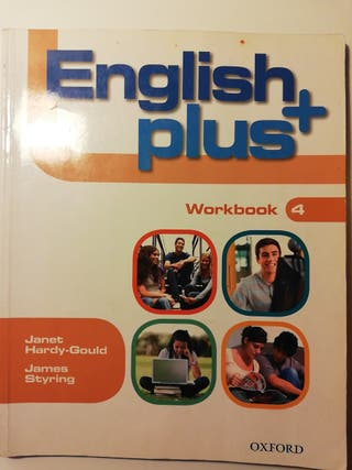 Workbook de inglés English Plus