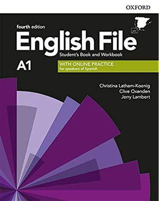 libro ingles english file oxford