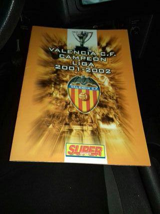 Álbum Valencia CF