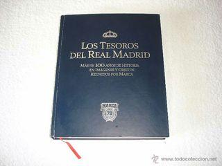 LOS TESOROS DEL REAL MADRID