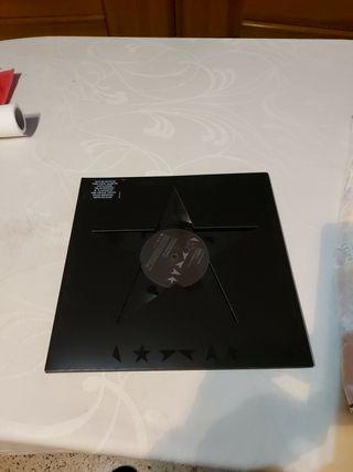 DAVID BOWIE VINILO LP BLACKSTAR & LAZARUS