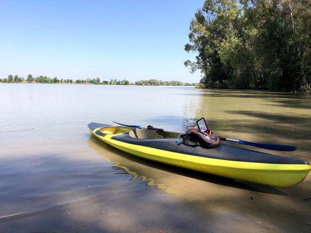 Kayak de carbono
