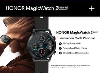 honor Magic watch2