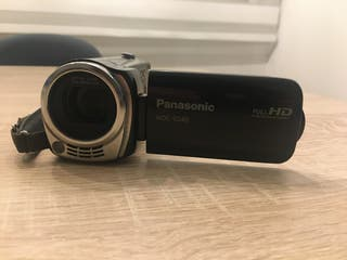 Cámara de vídeo Panasonic hdc sd40