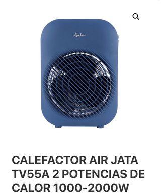 Calefactor jata tv55 2 Potencias de Calor