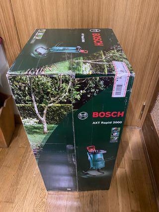 Biotrituradora Bosch AXT Rapid 2000 Nueva