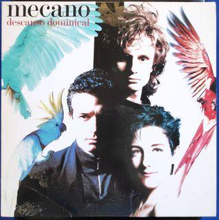 Mecano, Descanso dominical