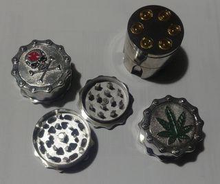 grinders metalicos