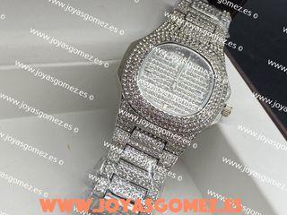 Reloj circonitas acero 316 L