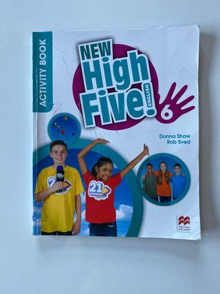 NEW HIGH FIVE 6 ACTIVITY BOOK