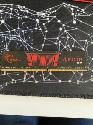 Memoria Ram ddr4 G.Skill Aegis 4GB