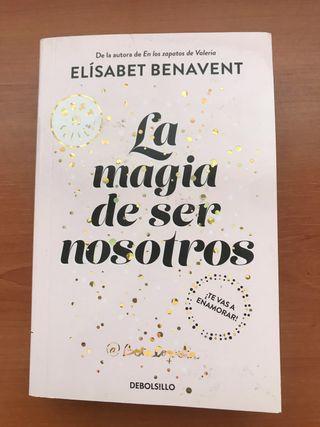 """Libro """"La magia de ser nosotros"""""""
