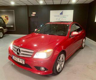 Mercedes-Benz Clase C-220 CDI AMG-Edition