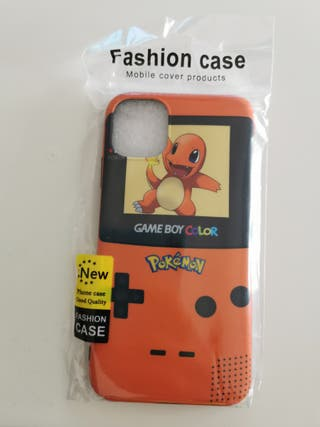 Funda GameBoy Charmander