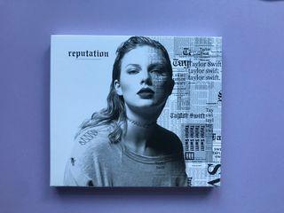 CD Reputation - Taylor Swift