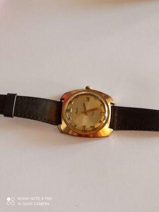 reloj hombre vintage Mogador automático