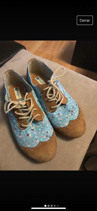 Zapatos niña Pepe jeans
