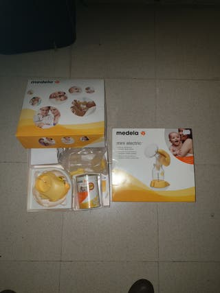 medela mini electric sacaleches extractor eléctric