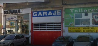 Alquilo plaza de garaje (Gral. Dávila 121)