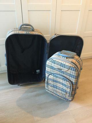 Conjunto de maletas