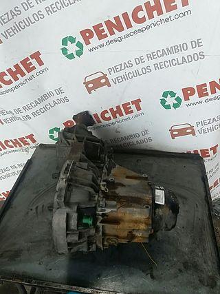 caja de cambios renault scenic 4x4 jc7000