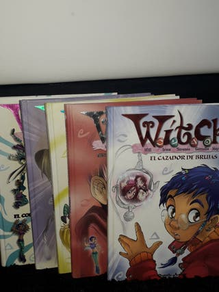 libros witch