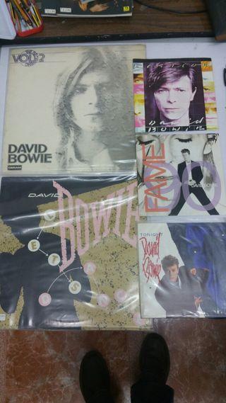 David Bowie discos