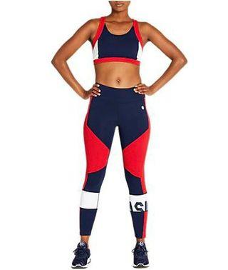 ASICS Conjuntos fitness top y malla