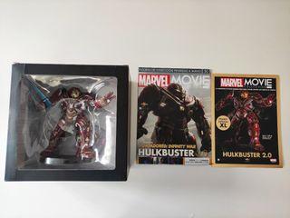 Figura hulkbuster Marvel movie collection altaya