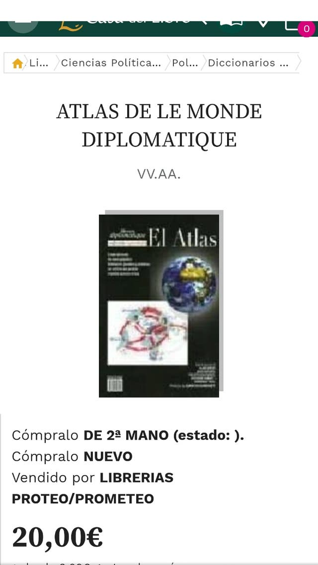 atlas monde diplomatique
