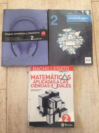 Libros 2 BACh