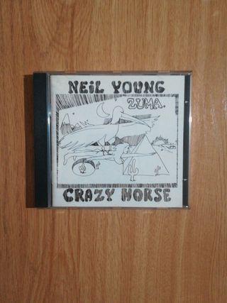 "Cd Neil Young ""Zuma"""