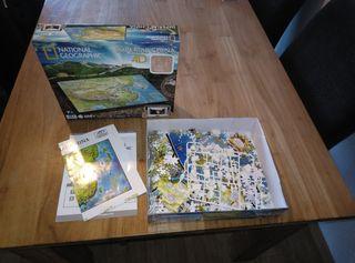 juegos de mesa tozudo pictureka y puzzle de 600 pi