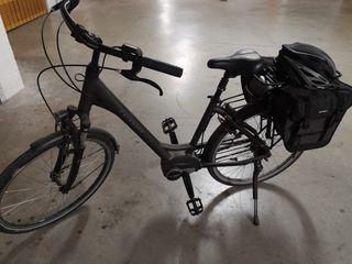 Bicicleta eléctrica alemana Kalkhoff