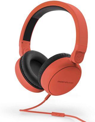 Auriculaes, con microfono, Energy Sistem Headphone