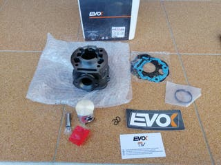 Cilindro + Piston 49 cc Derbi Senda Euro 3