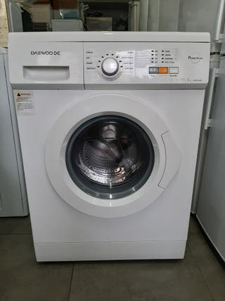 lavadora marca DAEWOO 6kg con grantia +tranporte