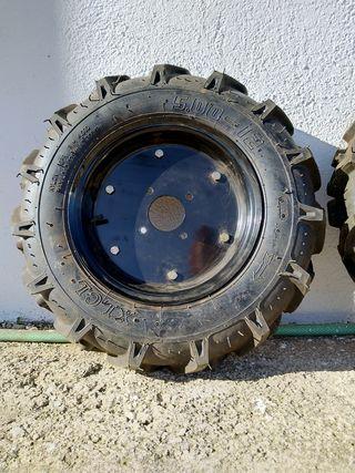 ruedas de molticultor